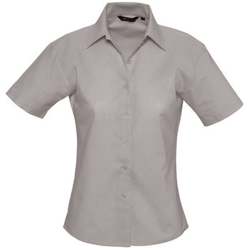textil Mujer camisas Sols ELITE Plata