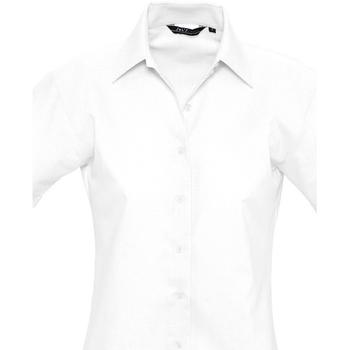 textil Mujer camisas Sols ELITE Blanco