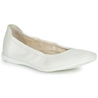 Zapatos Niña Bailarinas-manoletinas Ramdam LIBRE Blanco