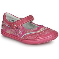 Zapatos Niña Bailarinas-manoletinas GBB ILEANA Rosa