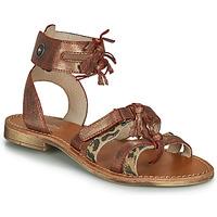Zapatos Niña Sandalias Catimini CABRI Marrón