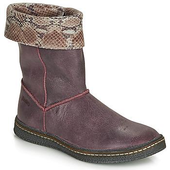 Zapatos Niña Botas urbanas Ramdam CRACOVIE Burdeo