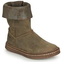 Zapatos Niña Botas urbanas Ramdam CRACOVIE Kaki