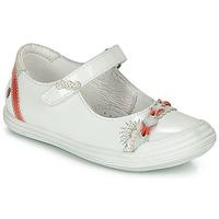 Zapatos Niña Bailarinas-manoletinas GBB MARION Blanco