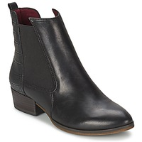 Zapatos Mujer Botas de caña baja Tamaris DANA Negro