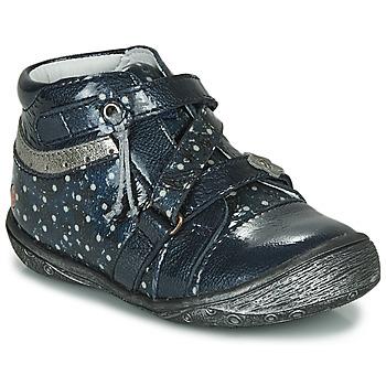 Zapatos Niña Botas de caña baja GBB NADETTE Marino