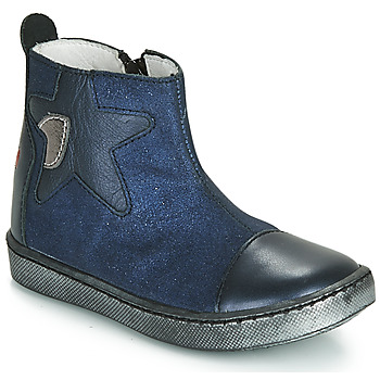 Zapatos Niña Botas de caña baja GBB LIAT Marino