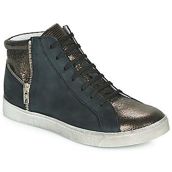Zapatos Niña Zapatillas altas Achile CARLA Negro
