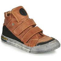 Zapatos Niño Zapatillas altas Achile HUGO Marrón