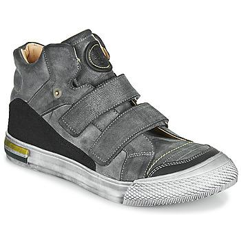 Zapatos Niño Zapatillas altas Achile HUGO Gris