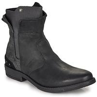 Zapatos Niña Botas de caña baja Ikks PAMELA Negro