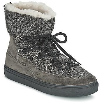 Zapatos Mujer Zapatillas altas Kennel + Schmenger PIETRU Gris