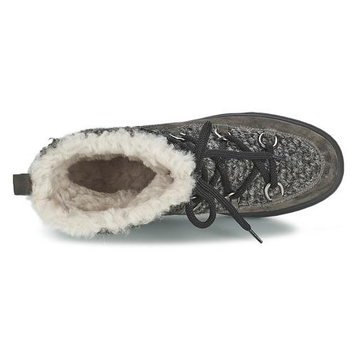 Pietru Zapatos Gris KennelSchmenger Altas Zapatillas Mujer 3R4qj5AL