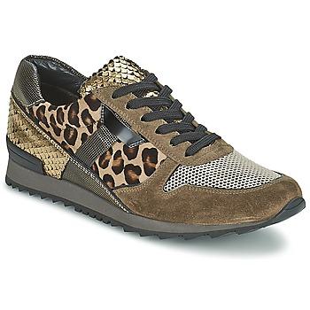 Zapatos Mujer Zapatillas bajas Kennel + Schmenger LIZAN Camel