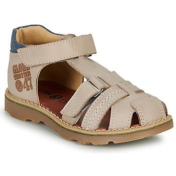 Zapatos Niño Sandalias GBB PINO Gris