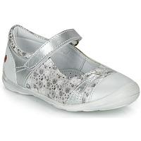 Zapatos Niña Bailarinas-manoletinas GBB PRINCESSE Plata
