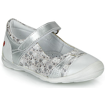 Zapatos Niña Bailarinas-manoletinas GBB PRINCESSE Plata