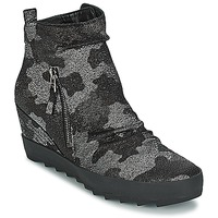 Zapatos Mujer Botas de caña baja Kennel + Schmenger ALISA Gris
