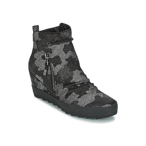 Los zapatos más populares para hombres y mujeres Zapatos especiales Kennel + Schmenger ALISA Gris