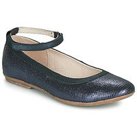 Zapatos Niña Bailarinas-manoletinas Achile DANIELA Marino