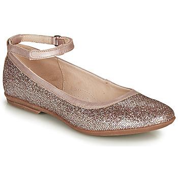 Zapatos Niña Bailarinas-manoletinas Achile DANIELA Rosa