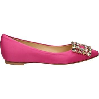 Zapatos Mujer Bailarinas-manoletinas L Arianna Shoes RASO fuxia-fuxia