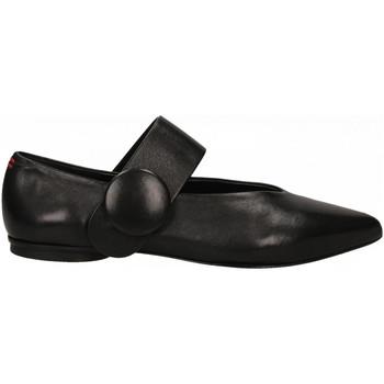Zapatos Mujer Bailarinas-manoletinas Halmanera LOU BARON nero