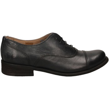 Zapatos Mujer Derbie Felmini LAVADO BOMBER nero-nero
