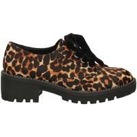 Zapatos Mujer Derbie Apepazza CARA leopa-leopardo