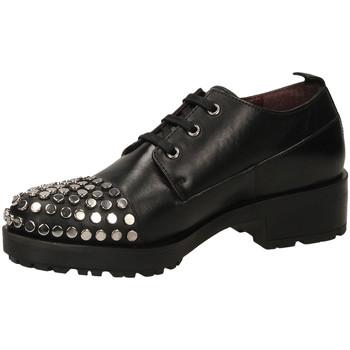Zapatos Mujer Derbie Apepazza BROOK nero-nero