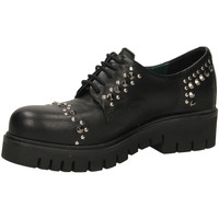 Zapatos Mujer Derbie Fabbrica Dei Colli STEEL PELLE 00001-nero