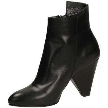 Zapatos Mujer Low boots Salvador Ribes NUVOLA nero-nero