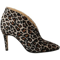 Zapatos Mujer Botines L'arianna LEOPARDO taupe-taupe