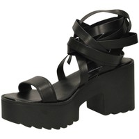 Zapatos Mujer Sandalias Windsor Smith AVERIE black-nero