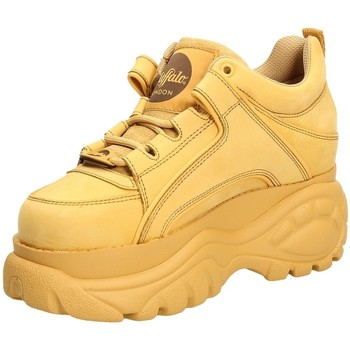 Zapatos Mujer Zapatillas bajas Buffalo NUBUCK beige-beige