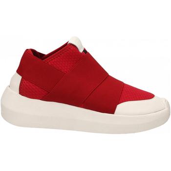 Zapatos Mujer Zapatillas bajas Fessura HI-TWINS SPORT white-cherry