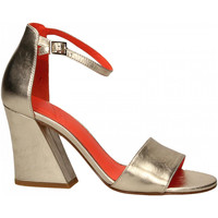 Zapatos Mujer Sandalias What For FRANCINE gold