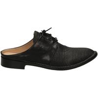 Zapatos Mujer Zuecos (Clogs) Laura Bellariva TROPIC nero-nero