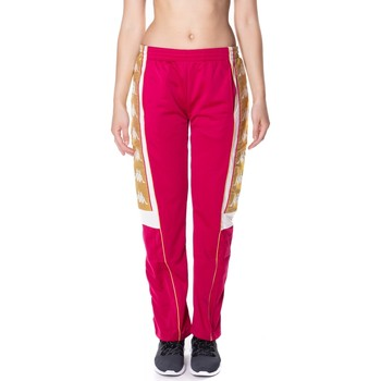 textil Mujer Pantalones de chándal Kappa BANDA 10 ARVIS 906-rosso-bianco