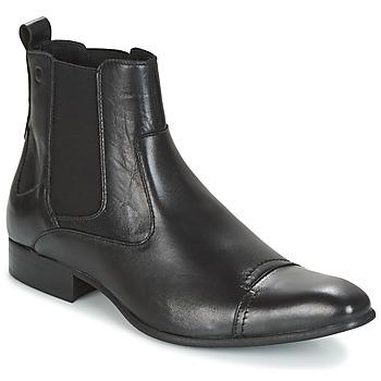 Zapatos Hombre Botas de caña baja Carlington RINZI Negro
