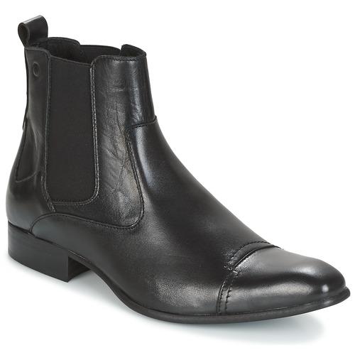 Zapatos especiales para hombres y mujeres Carlington RINZI Negro
