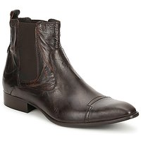 Zapatos Hombre Botas de caña baja Carlington RINZI Marrón
