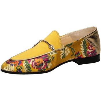 Zapatos Mujer Mocasín Fabi ARGAN giall-giallo