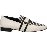Zapatos Mujer Mocasín What For GREGOIRE black-white