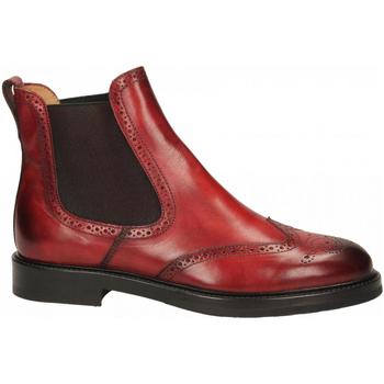 Zapatos Mujer Botines Brecos CAPRI rosso-rosso