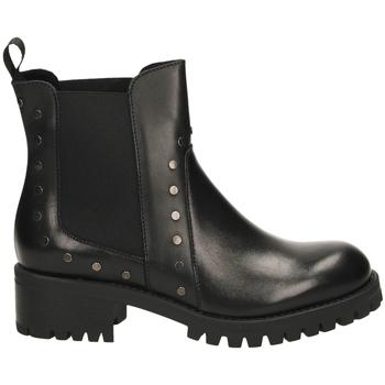 Zapatos Mujer Botas de caña baja Frau TIBETSTUD nero-nero