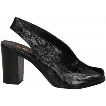 Zapatos Mujer Sandalias Lemaré PITONE/FIESOLE nero