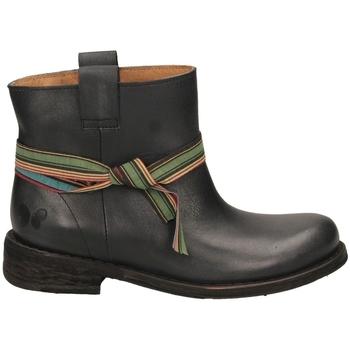 Zapatos Mujer Botines Felmini LAVADO nero-nero
