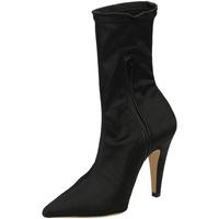 Zapatos Mujer Botines Giampaolo Viozzi RASO DESTINO nero-nero