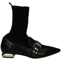 Zapatos Mujer Botas de caña baja Mivida TEQUILA/MASAI nero-nero